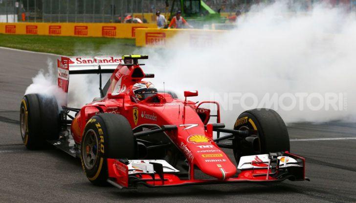 Kimi Raikkonen Scuderia Ferrari F1 2016