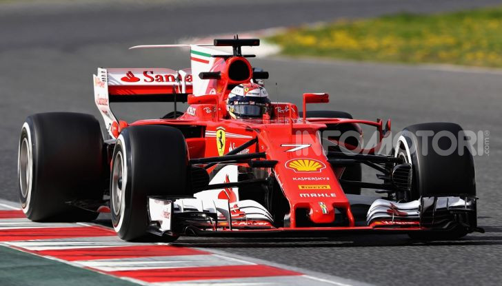 Kimi Raikkonen Scuderia Ferrari F1 2017