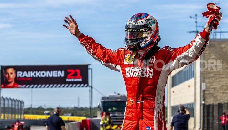 Kimi Raikkonen 2018 USA GP Austin