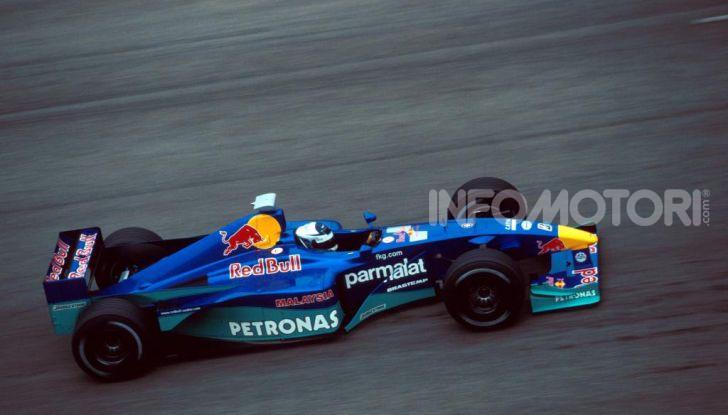 Kimi Raikkonen test Mugello F1 2000 Sauber