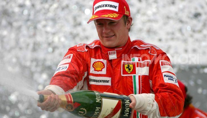 Kimi Raikkonen World F1 Champion 2007