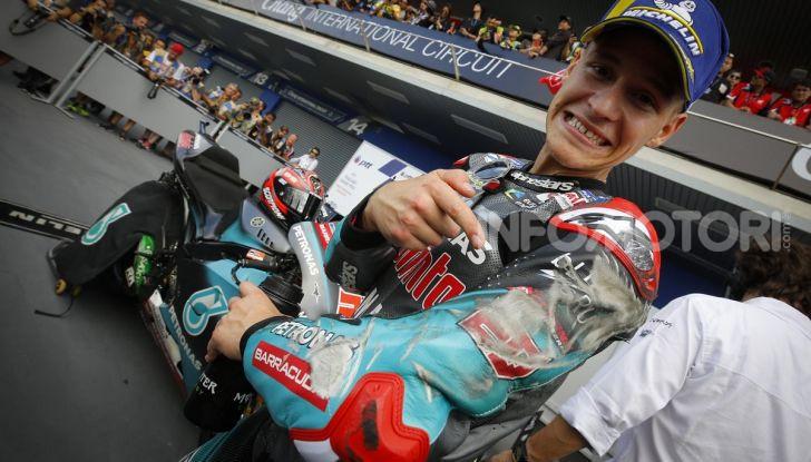 Fabio Quartararo MotoGP 2019 GP Thailandia Buriram