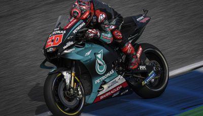 MotoGP 2019, GP di Thailandia: tris di Yamaha con Quartararo davanti a tutti nelle libere di Buriram