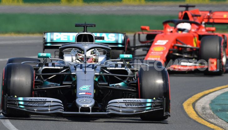 Formula 1 2019 Lewis Hamilton Mercedes Sebastian Vettel Ferrari