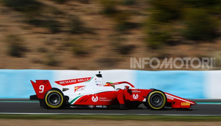 Formula 2 2019 Mick Schumacher Prema Powerteam