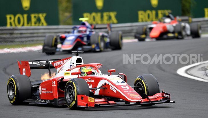 Formula 2 Prema Powerteam Mick Schumacher