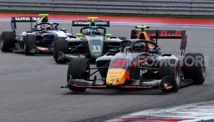 Formula 3 2019 Red Bull