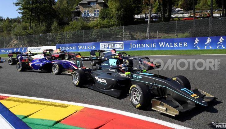 Formula 3 2019 Belgio Spa-Francorchamps