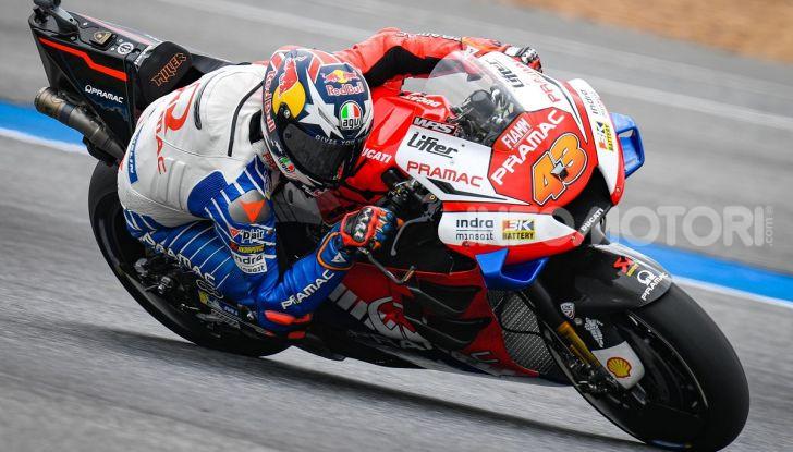 Jack Miller Ducati Pramac MotoGP Thailandia Buriram