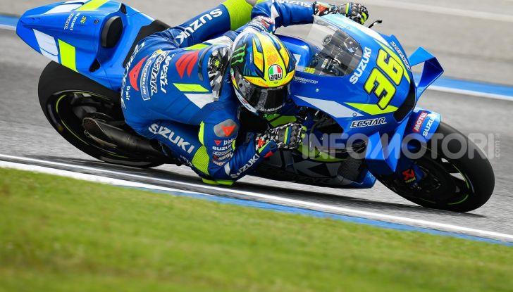 Joan Mir Suzuki Ecstar MotoGP Thailandia Buriram