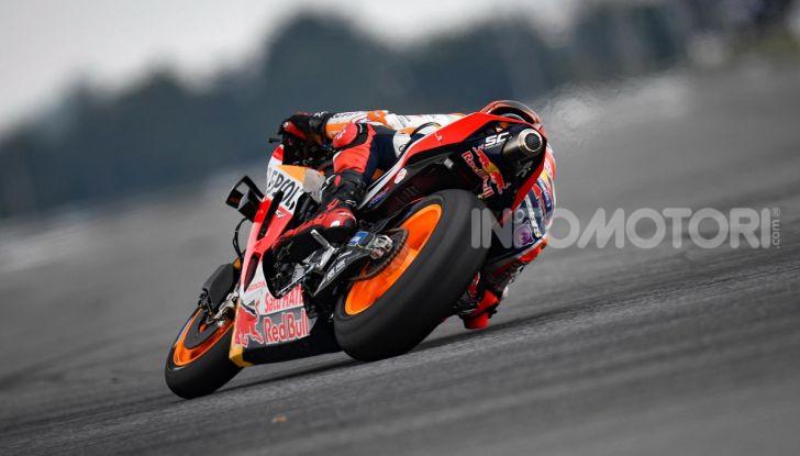 Jorge Lorenzo Honda Repsol MotoGP Thailandia Buriram