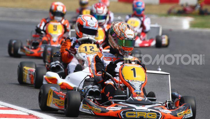 Kart KZ Paolo de Conto CRG