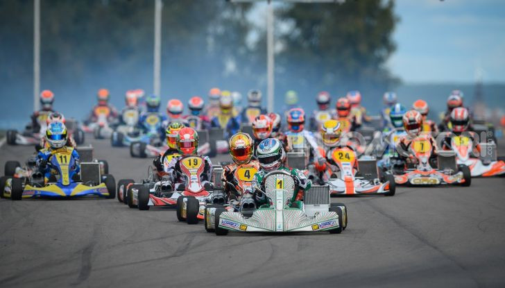 Marco Ardigò Kart KZ World Championship