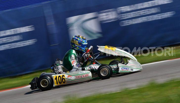 Kart categoria OK Tony Kart