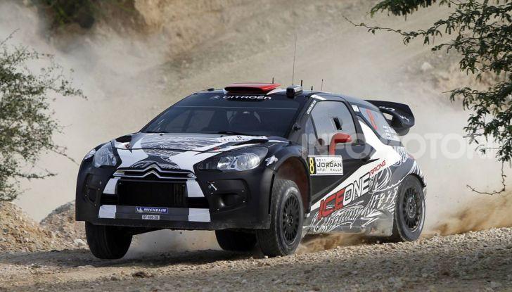 Kimi Raikkonen Ice One Racing Rally WRC