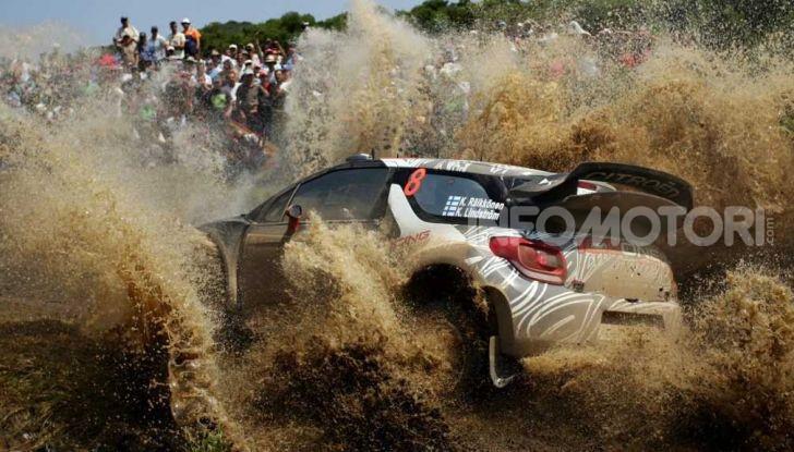 Kimi Raikkonen Rally WRC Citroen Junior Team