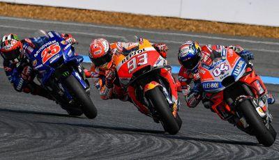 MotoGP 2019, GP di Thailandia: gli orari TV Sky e TV8 di Buriram