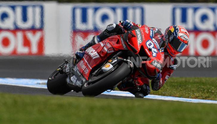 MotoGP 2019, GP d'Australia: Vinales suona la carica a Phillip Island davanti a Dovizioso - Foto 9 di 16
