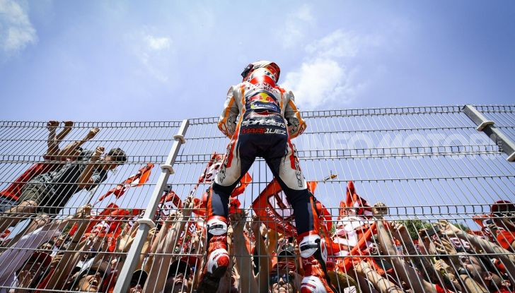 Marc Marquez trionfa in Thailandia Buriram MotoGP