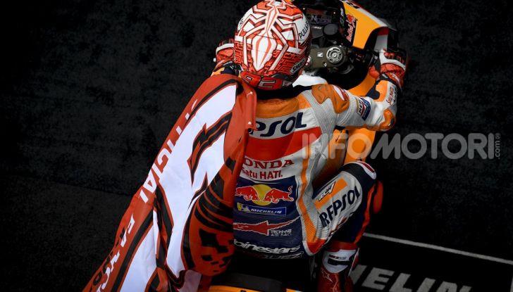 Marc Marquez vince a Buriram ottavo Titolo Mondiale MotoGP
