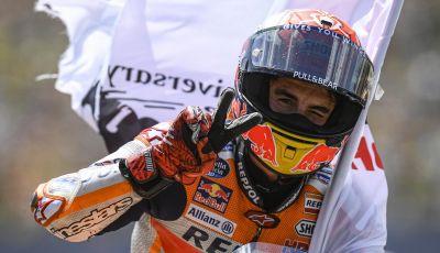 MotoGP 2019, GP di Thailandia: Marquez vince a Buriram e diventa Campione del Mondo per l'ottava volta in carriera