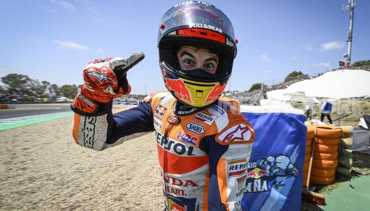 Marc Marquez MotoGP 2019 Campione del Mondo