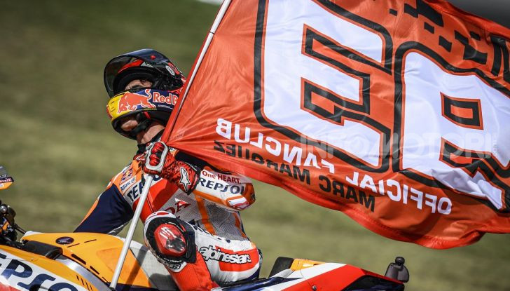 Marc Marquez MotoGP 2019 World Champion