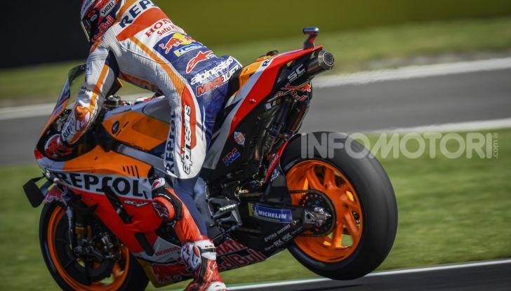 Marc Marquez MotoGP 2019 GP Thailandia Buriram