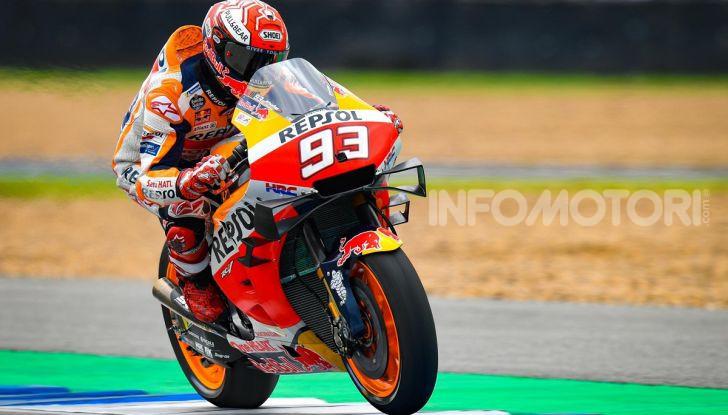 Marc Marquez Honda Repsol MotoGP Thailandia Buriram
