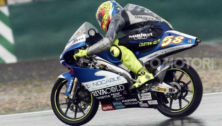 Marco Simoncelli 125cc 2005 Aprilia 125