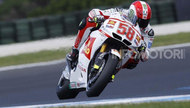 Marco Simoncelli MotoGP Australia