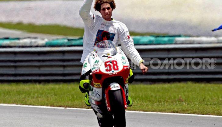 Marco Simoncelli Sepang 2008 250cc