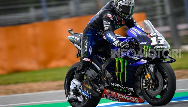 Maverick Vinales Yamaha Monster Energy MotoGP Thailandia Buriram