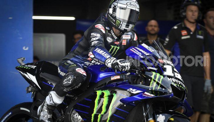 Maverick Vinales MotoGP 2019 GP Thailandia Buriram