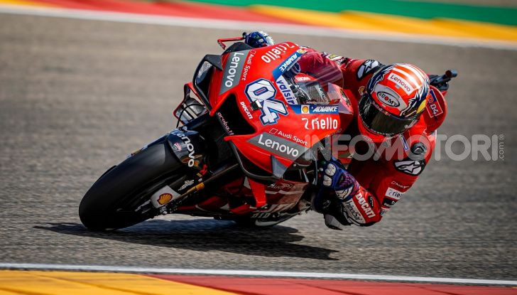 MotoGP 2019 Andrea Dovizioso Ducati Team