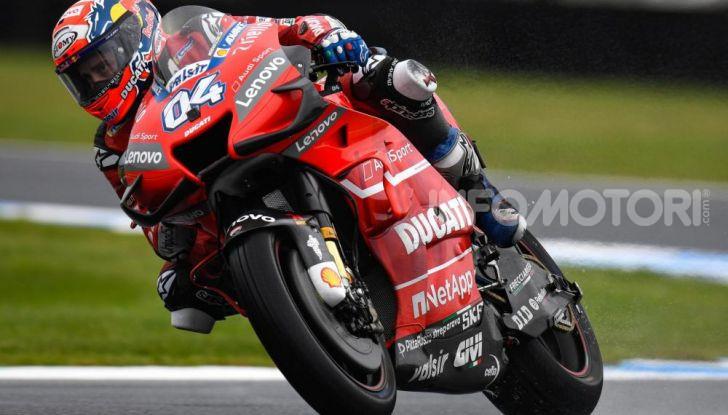 MotoGP 2019 Andrea Dovizioso Ducati Phillip Island Australia