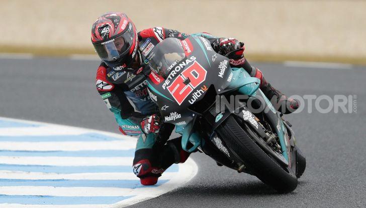 MotoGP 2019 Fabio Quartararo Phillip Island Australia