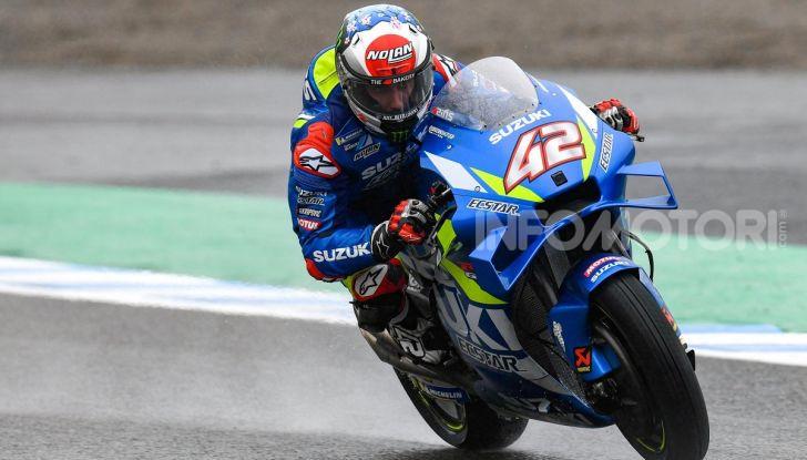 MotoGP 2019 Giappone Motegi Alex Rins