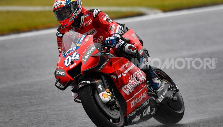 MotoGP 2019 Giappone Motegi Andrea Dovizioso Ducati