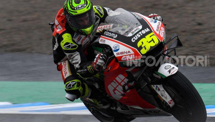 MotoGP 2019 Giappone Motegi Cal Crutchlow