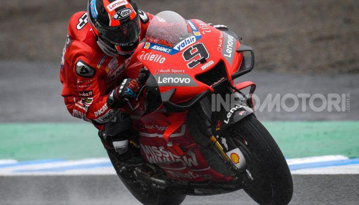 MotoGP 2019 Giappone Motegi Danilo Petrucci