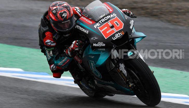 MotoGP 2019 Giappone Motegi Fabio Quartararo Yamaha Petronas