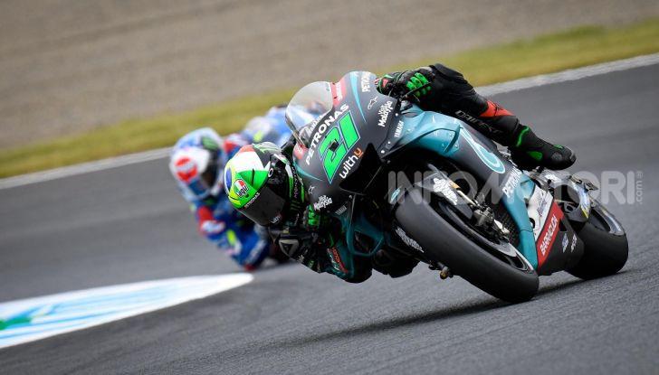 MotoGP 2019 Giappone Motegi Franco Morbidelli
