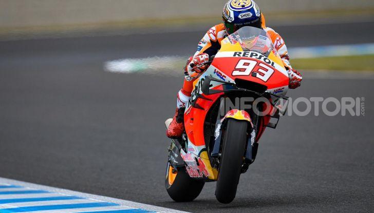 MotoGP 2019 Giappone Motegi Marc Marquez Honda Repsol