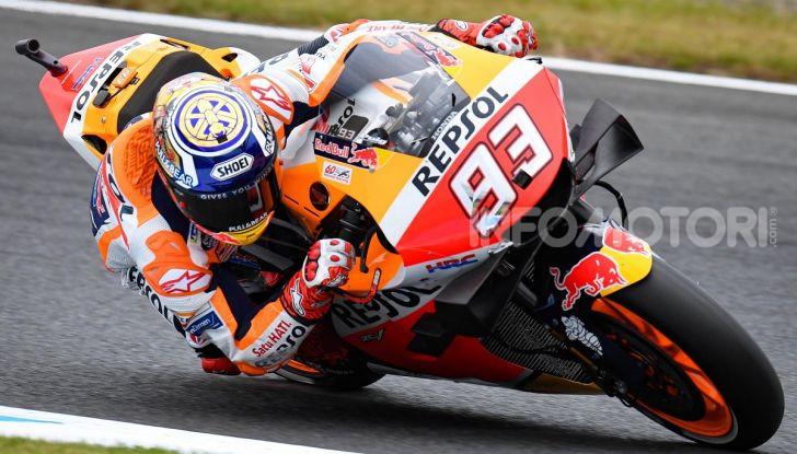 MotoGP 2019 Giappone Motegi Marc Marquez