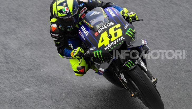 MotoGP 2019 Giappone Motegi Valentino Rossi Yamaha