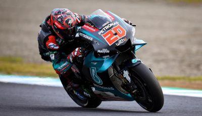 MotoGP 2019, GP della Malesia: le Yamaha dettano il passo nelle libere di Sepang con Quartararo davanti a Morbidelli