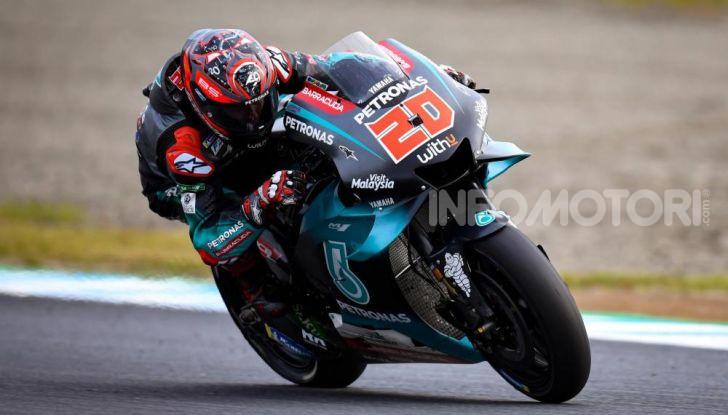 MotoGP 2019, GP della Malesia: le Yamaha dettano il passo nelle libere di Sepang con Quartararo davanti a Morbidelli - Foto 4 di 15