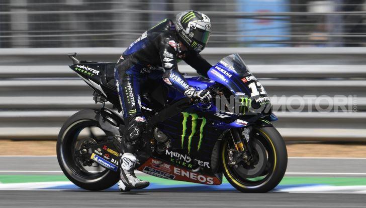 MotoGP 2019, GP della Malesia: dominio Yamaha a Sepang con Quartararo in pole position,  Marquez a terra - Foto 2 di 15