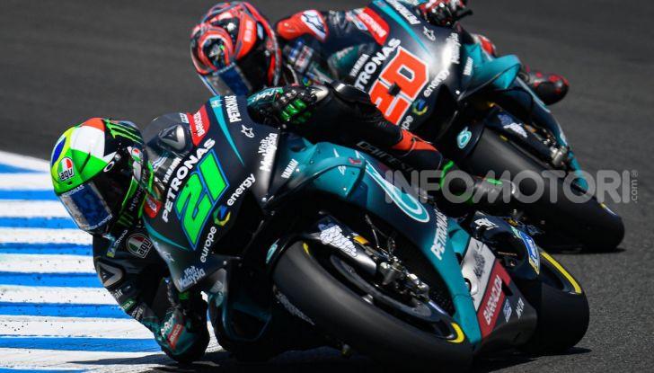 MotoGP 2019, GP della Malesia: le Yamaha dettano il passo nelle libere di Sepang con Quartararo davanti a Morbidelli - Foto 7 di 15